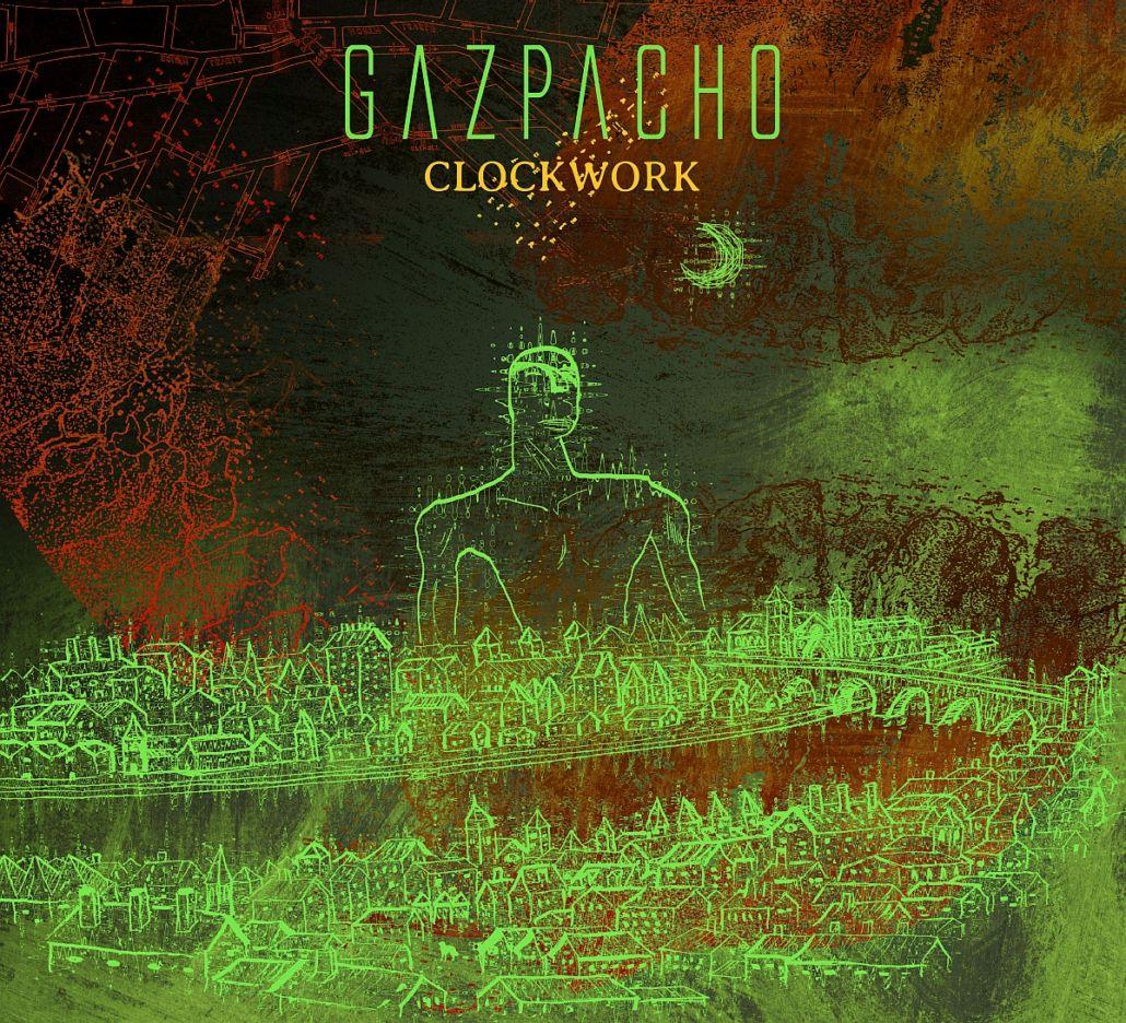 Gazpacho: neues Album