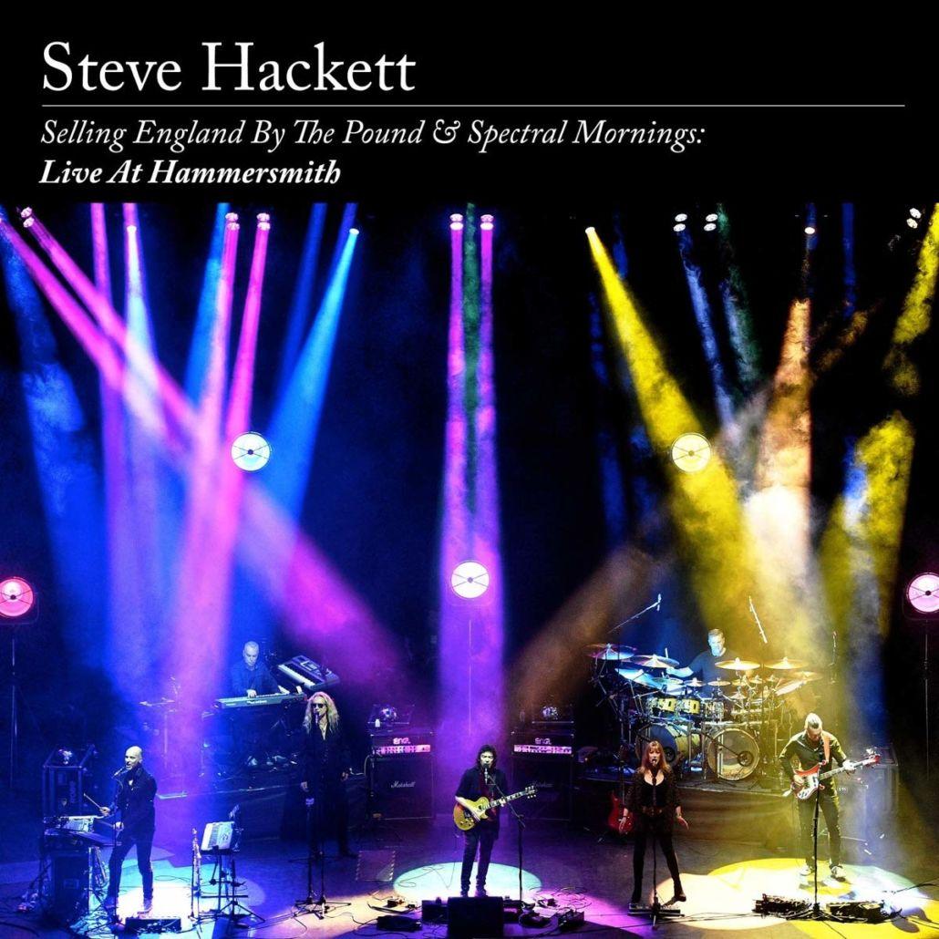 Steve Hackett: Die x-te Auflage von Genesis-/Hackett-Klassikern