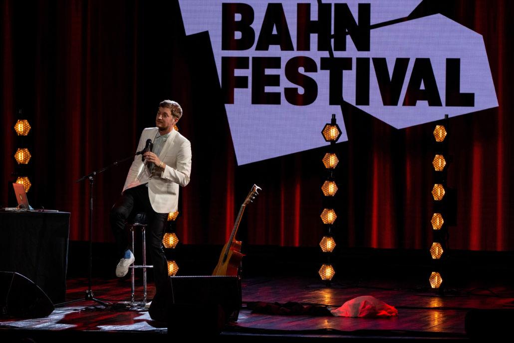 Reeperbahn Festival 2020: Konzertfotos Maeckes und Nicklas Sahl, 17.9.2020