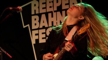 Reeperbahn Festival 2020: Konzertfotos Ilgen-Nur und Tuvaband,18.9.2020