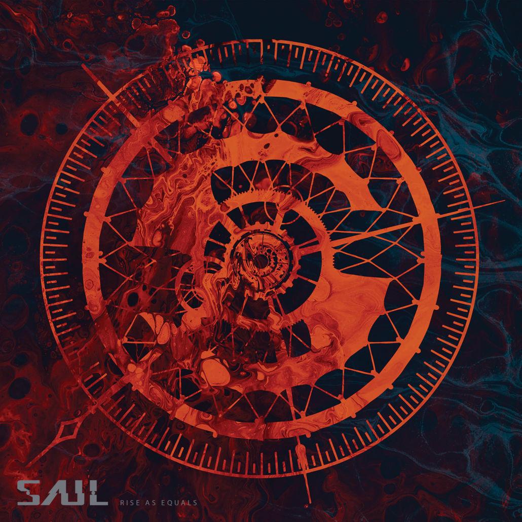 SAUL: US-Metal mit genretypischem Drive, Gesang und härteren Stellen