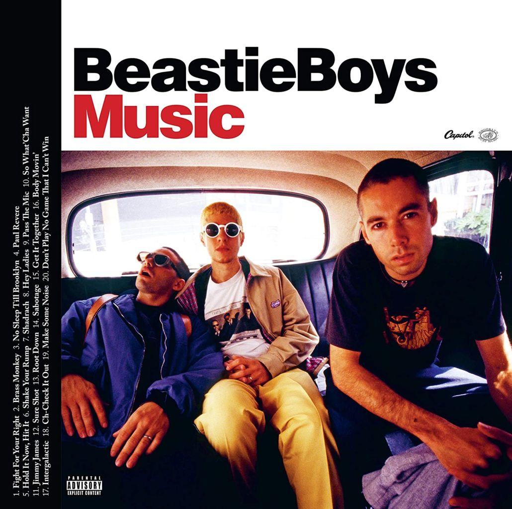 "Vom ""Beastie Boys Book"" zu ""Beastie Boys Story"" und ""Beastie Boys Music"""