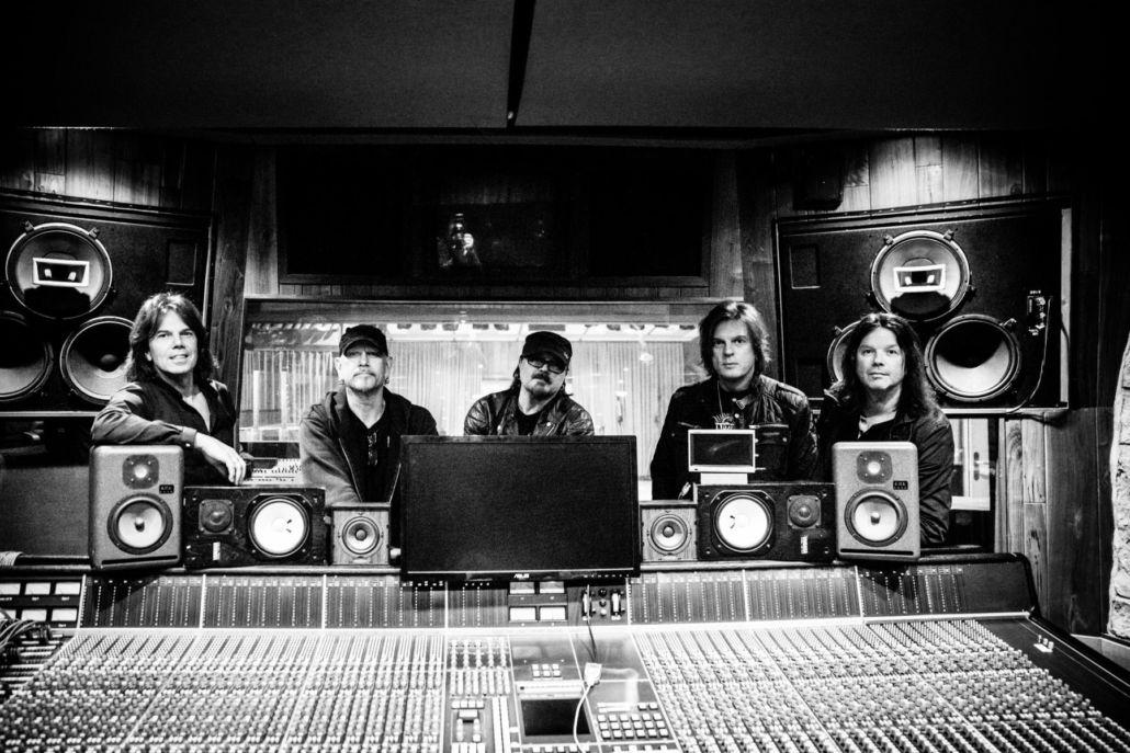 """Europe – """"Freitag Abend mit der Band"""" – Serie von Video/Audio Material"""