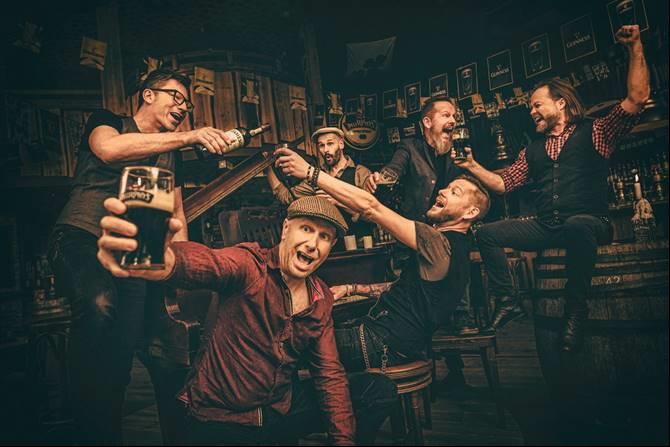 Fiddler's Green: spezielle Crowdfundingaktion zum neuen Album