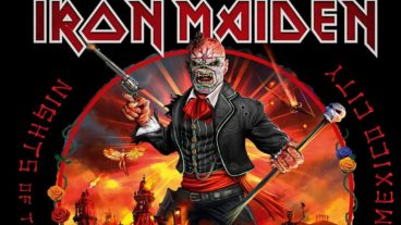 """Iron Maiden: neues Livealbum """"Nights Of The Dead – Legacy Of The Beast"""""""