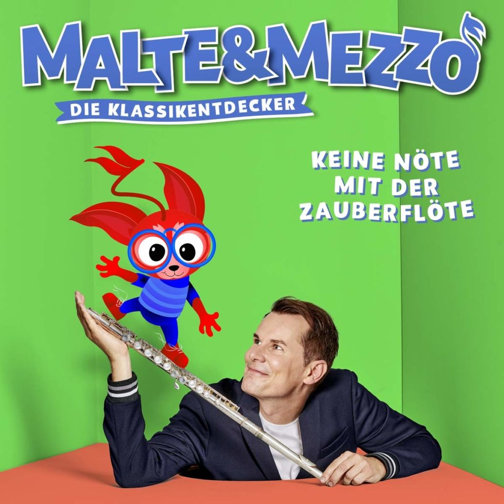 Malte & Mezzo begeistern Kinder für die Welt der Klassik