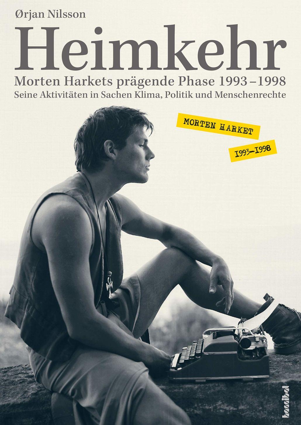 """Neue Biographie: """"Heimkehr"""" – Morten Harkets prägende Phase 1993-1998"""