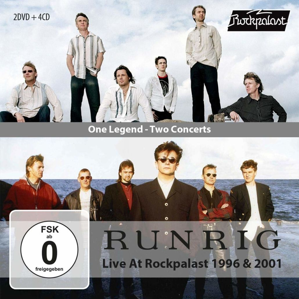 """Runrig veröffentlichen limitierte Box zu """"Live At Rockpalast"""""""