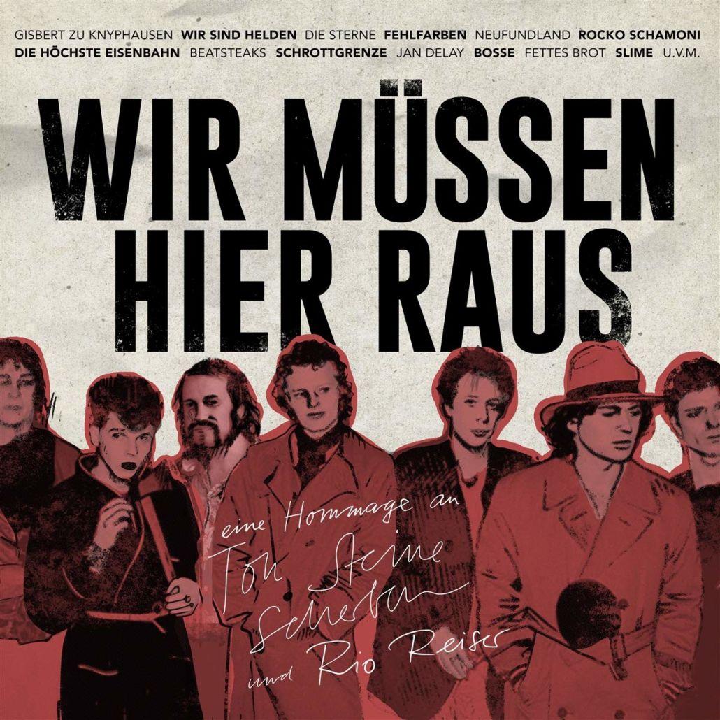 Bosse, Beatsteaks, Knyphausen covern Ton Steine Scherben & Rio Reiser
