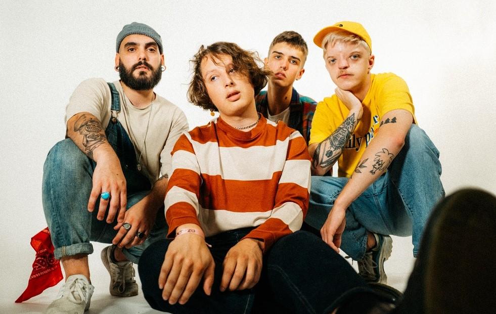"""Indie-Pop-Rocker Tribe Friday aus Schweden – offizielles Video zu """"Loosie"""""""