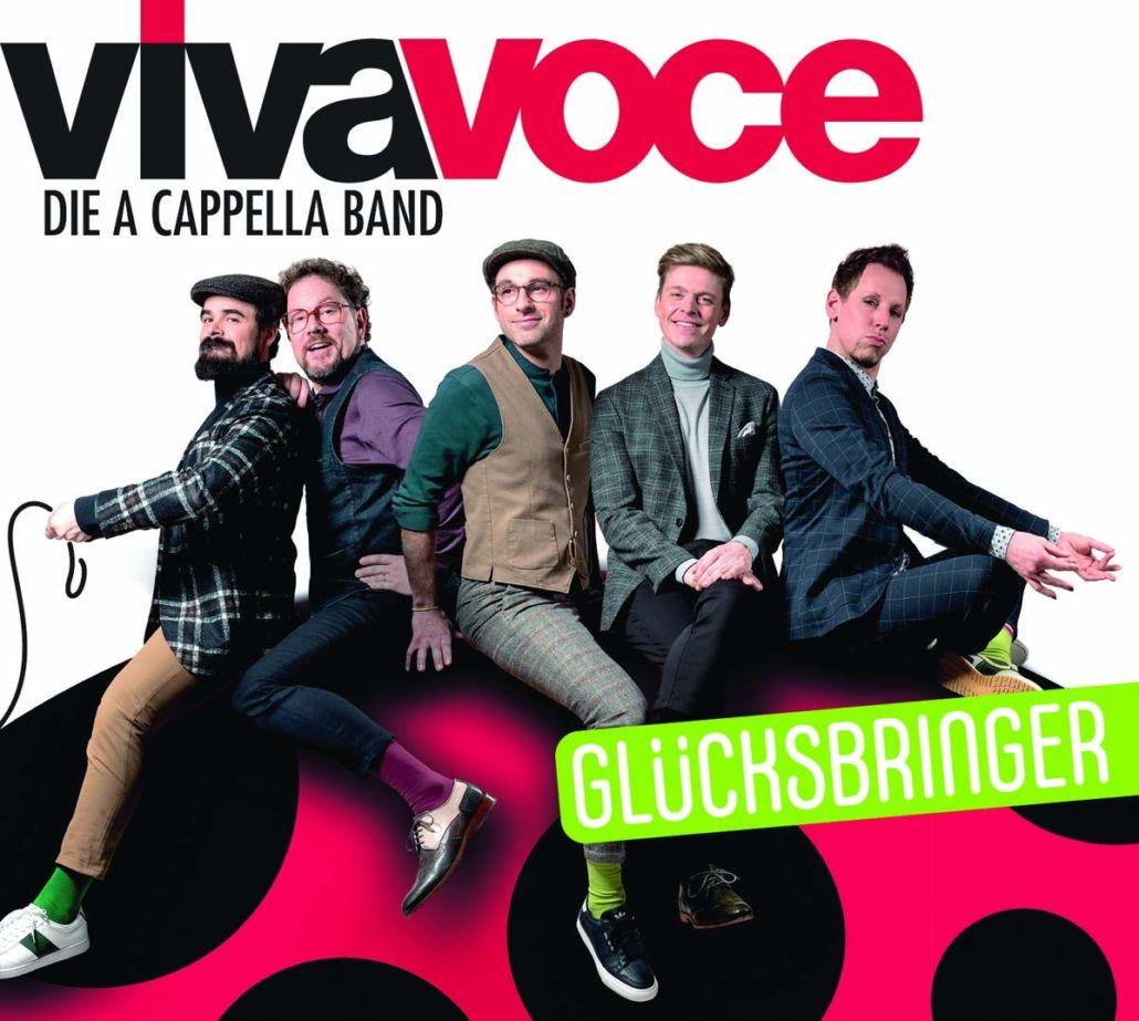 Viva Voce bringen das Glück – auf die Bühne und ins Wohnzimmer