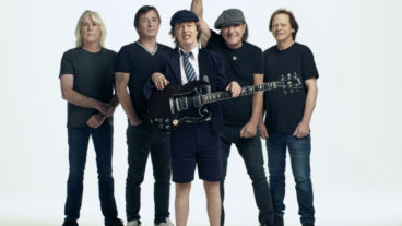 """AC/DC veröffentlichen zweiten Track aus dem neuen Studioalbum """"Power Up"""""""