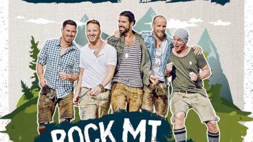 """voXXclub mit Best Of Album """"Rock Mi – Die größten Hits"""""""