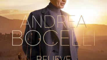 "Andrea Bocelli präsentiert sein neues Album ""Believe"""