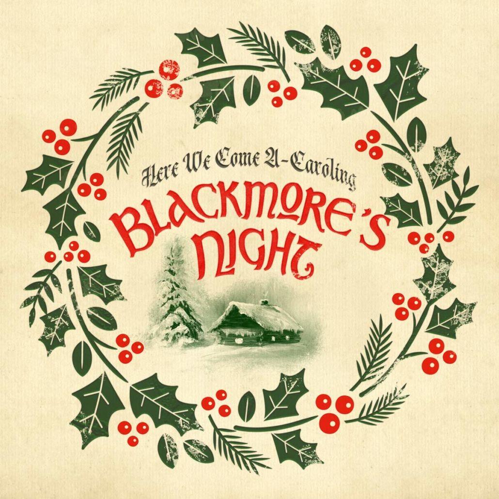 """Blackmore's Night verbreiten Weihnachtsstimmung: """"Here We Come A-Caroling"""""""