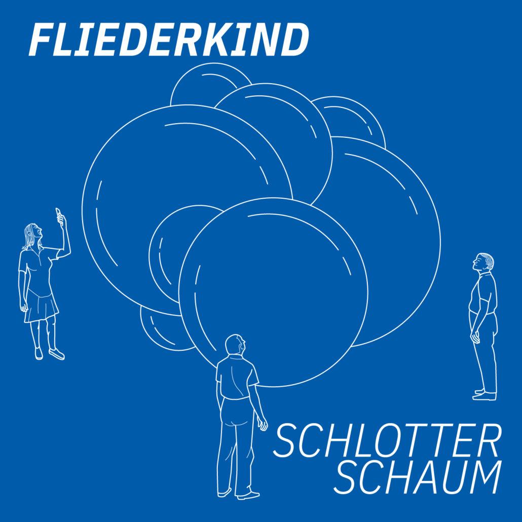 """Auf dem Weg zum Wir: """"Schlotterschaum"""", das neue Album von Fliederkind"""