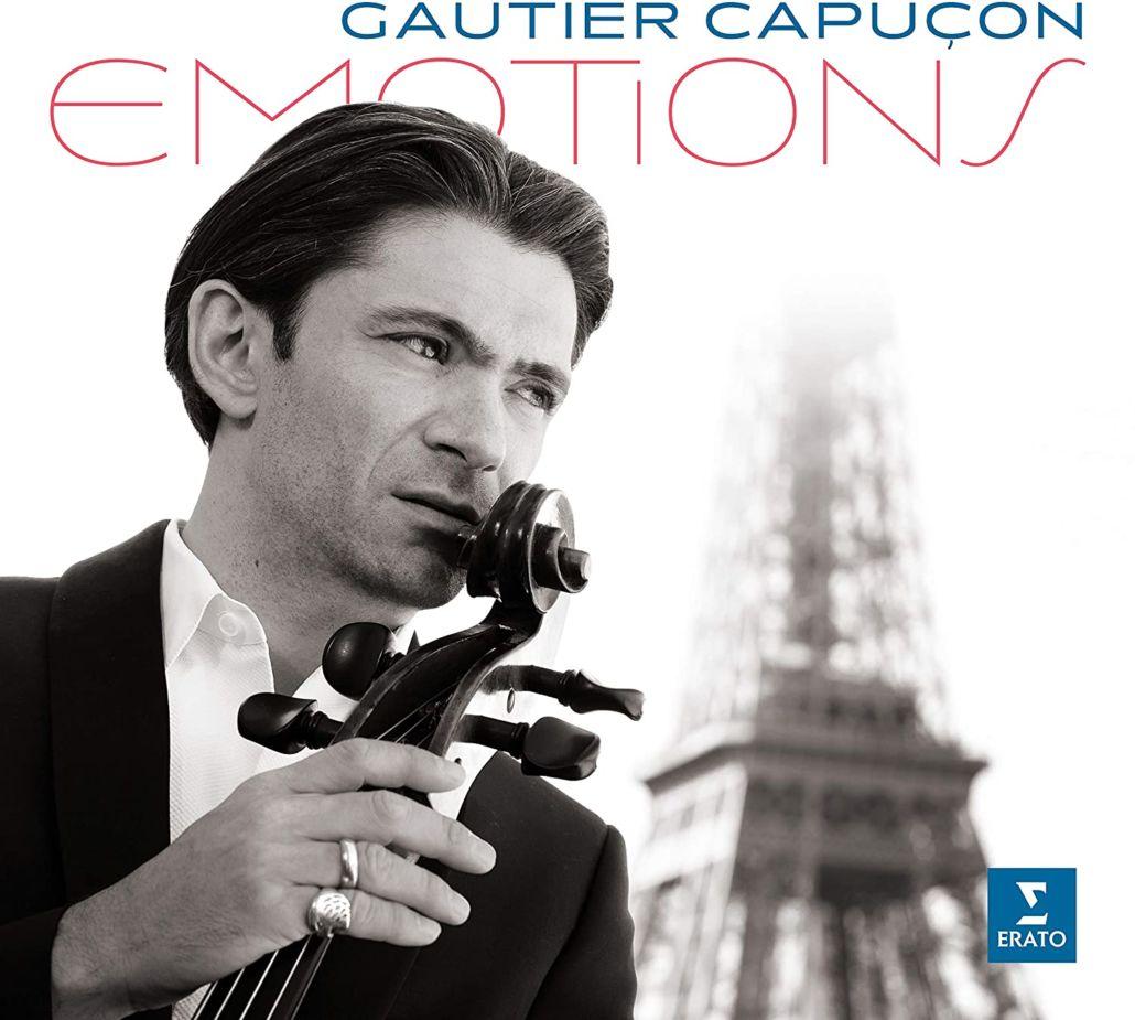 Gautier Capuçon: Bekannte Melodien am virtuosen Cello