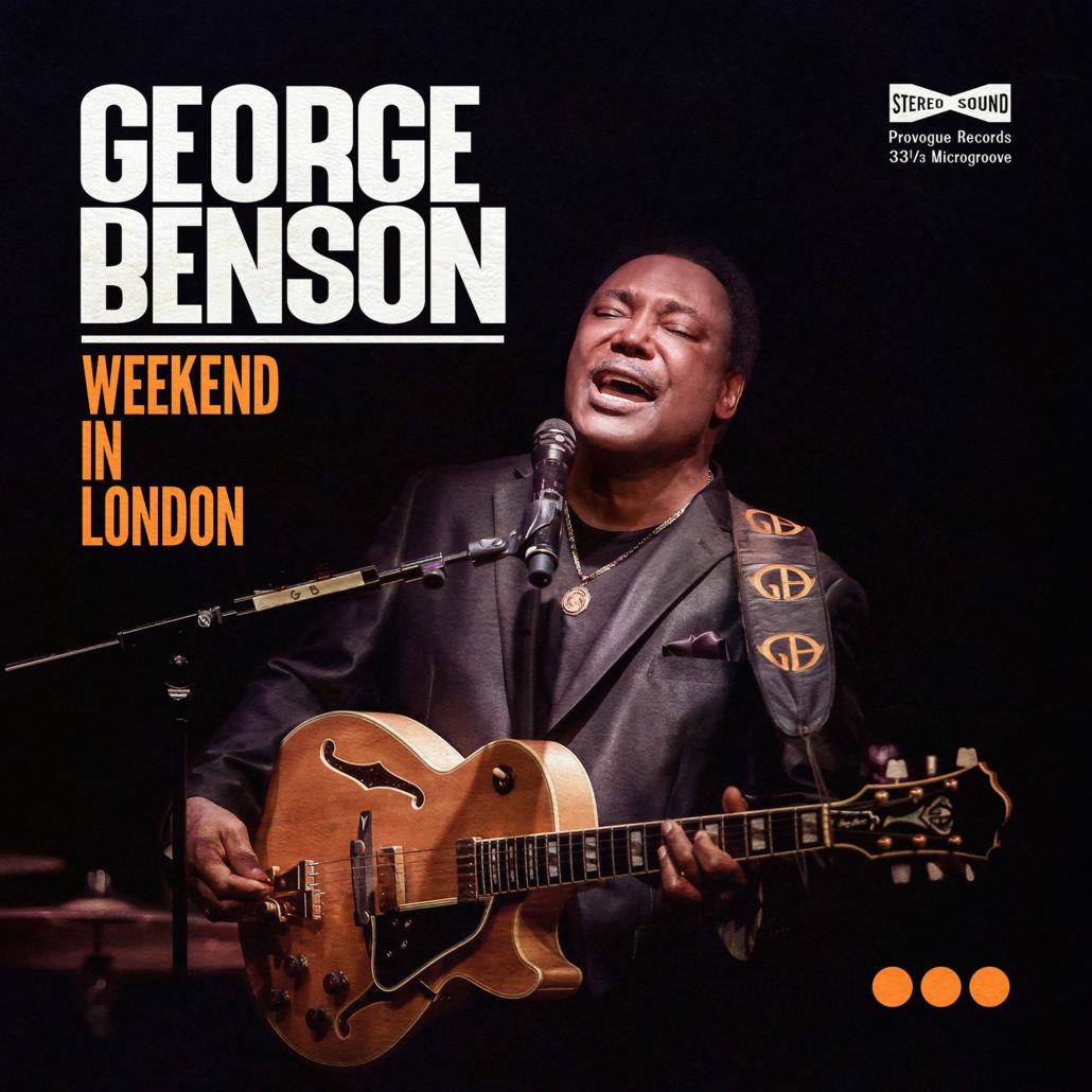 """George Benson veröffentlicht """"Weekend In London"""""""