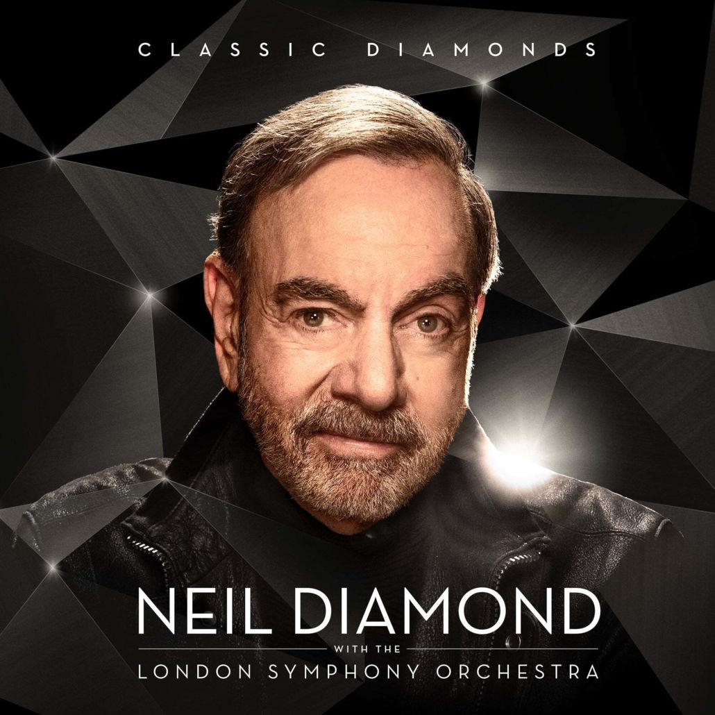"Neil Diamond und das London Symphony Orchestra: ""Classic Diamonds"""