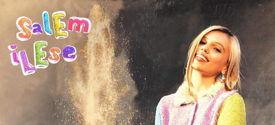 """Salem Ilese präsentiert nach """"Mad At Disney"""" das Video zu """"Coke & Mentos"""""""