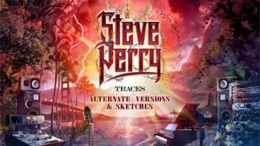 "Steve Perry veröffentlicht ""Traces – Alternate Versions and Sketches"""