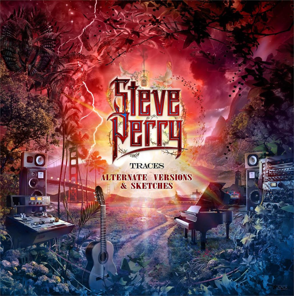 """Steve Perry veröffentlicht """"Traces – Alternate Versions and Sketches"""""""