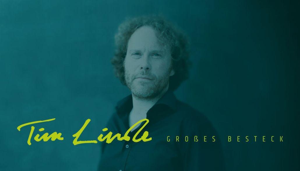 """Tim Linde fährt auf: das Orchesteralbum """"Großes Besteck"""""""