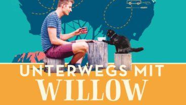 """Richard East: """"Unterwegs mit Willow"""" – ein ungewöhnlicher Reisebericht"""