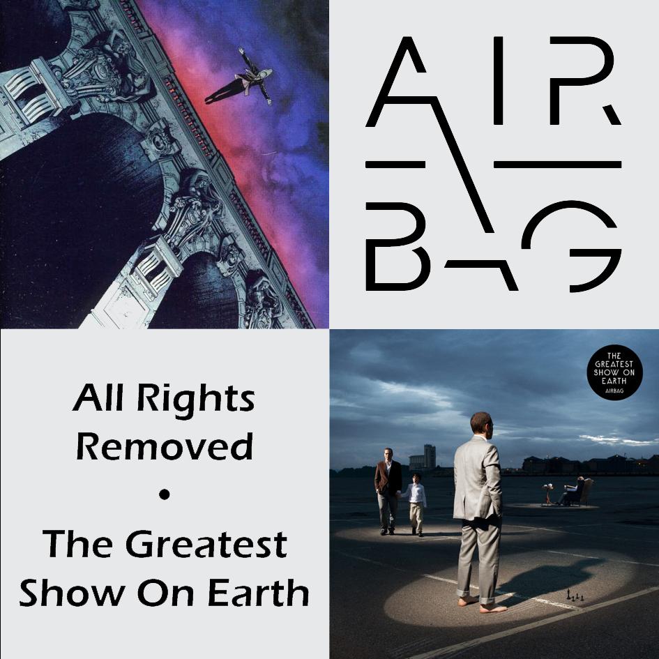 Airbag: Doppel-Vinyl-Reissues der norwegischen Artrocker um Bjørn Riis