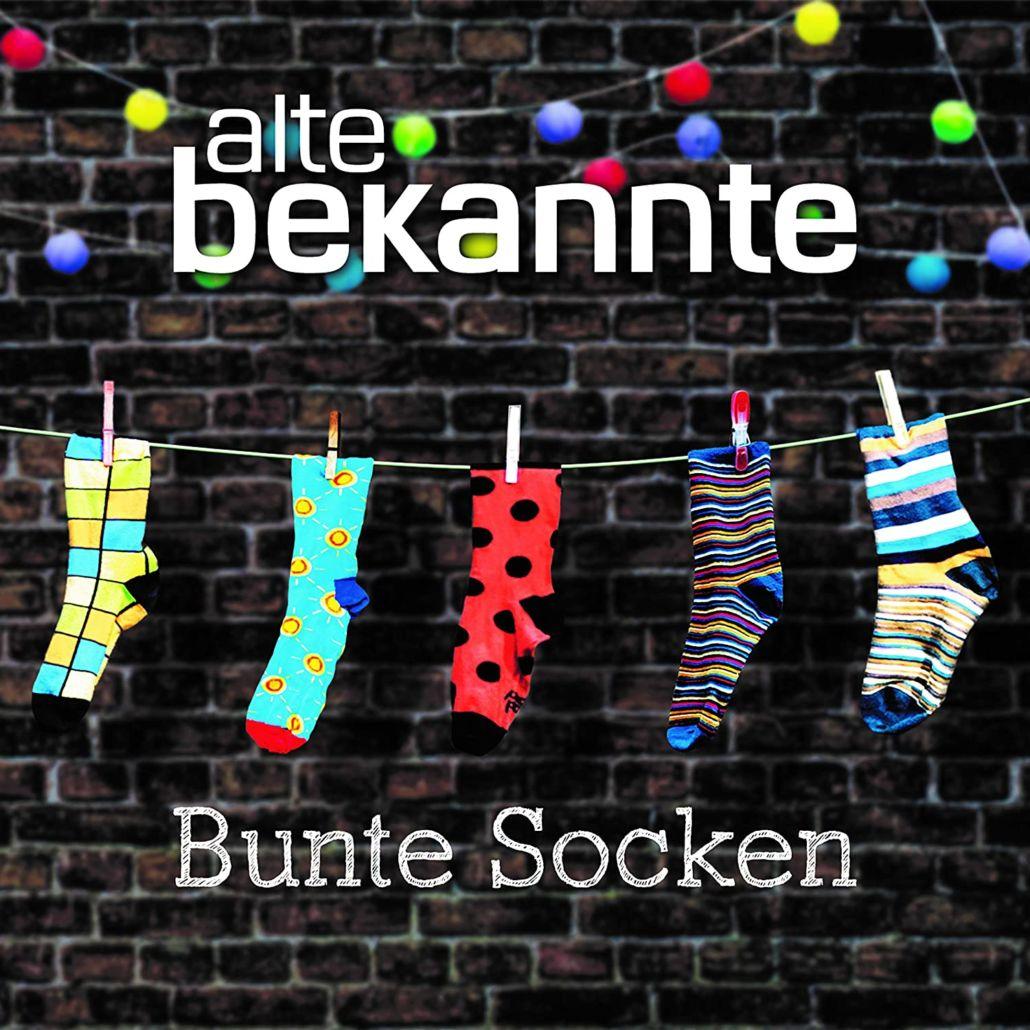 """Alte Bekannte präsentieren mit """"Bunte Socken"""" ihr drittes Studioalbum"""