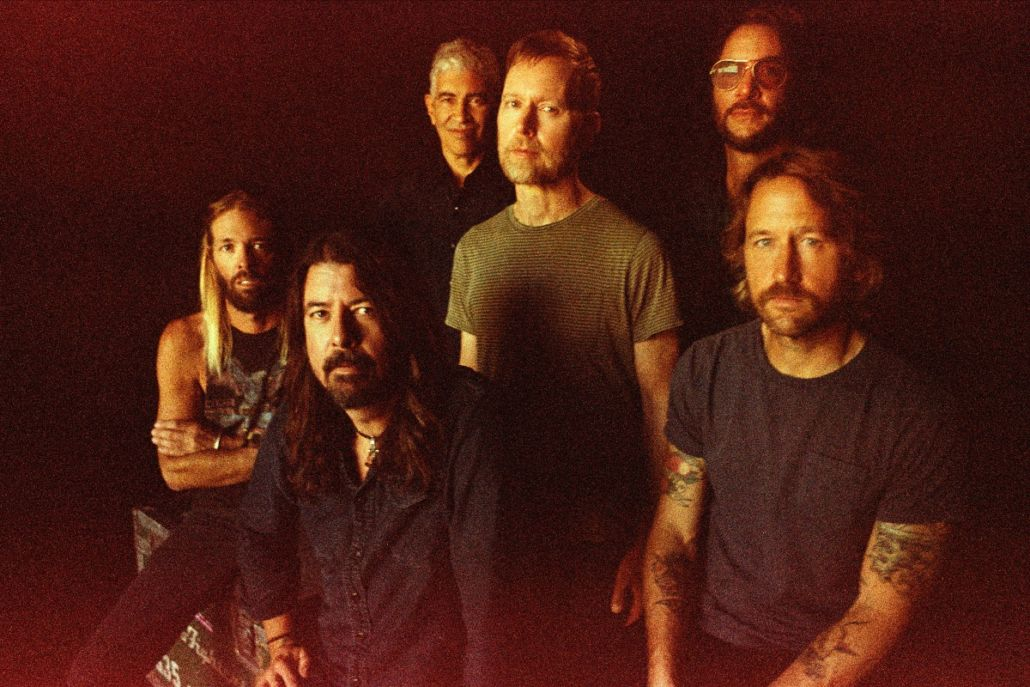 Foo Fighters – Livestream Konzert am 15.11. aus Los Angeles