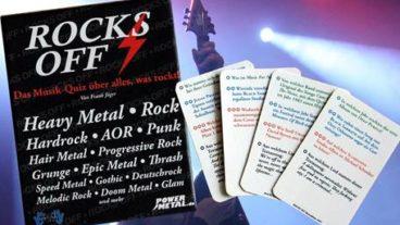 Rocks Off – Das Quiz über Rock und Metal