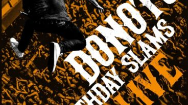 """""""Birthday Slams"""" – das erste Livealbum der Donots"""
