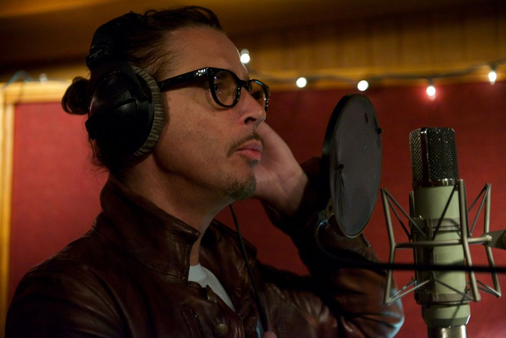 Chris Cornell's letztes Studioalbum mit zehn Coversongs veröffentlicht