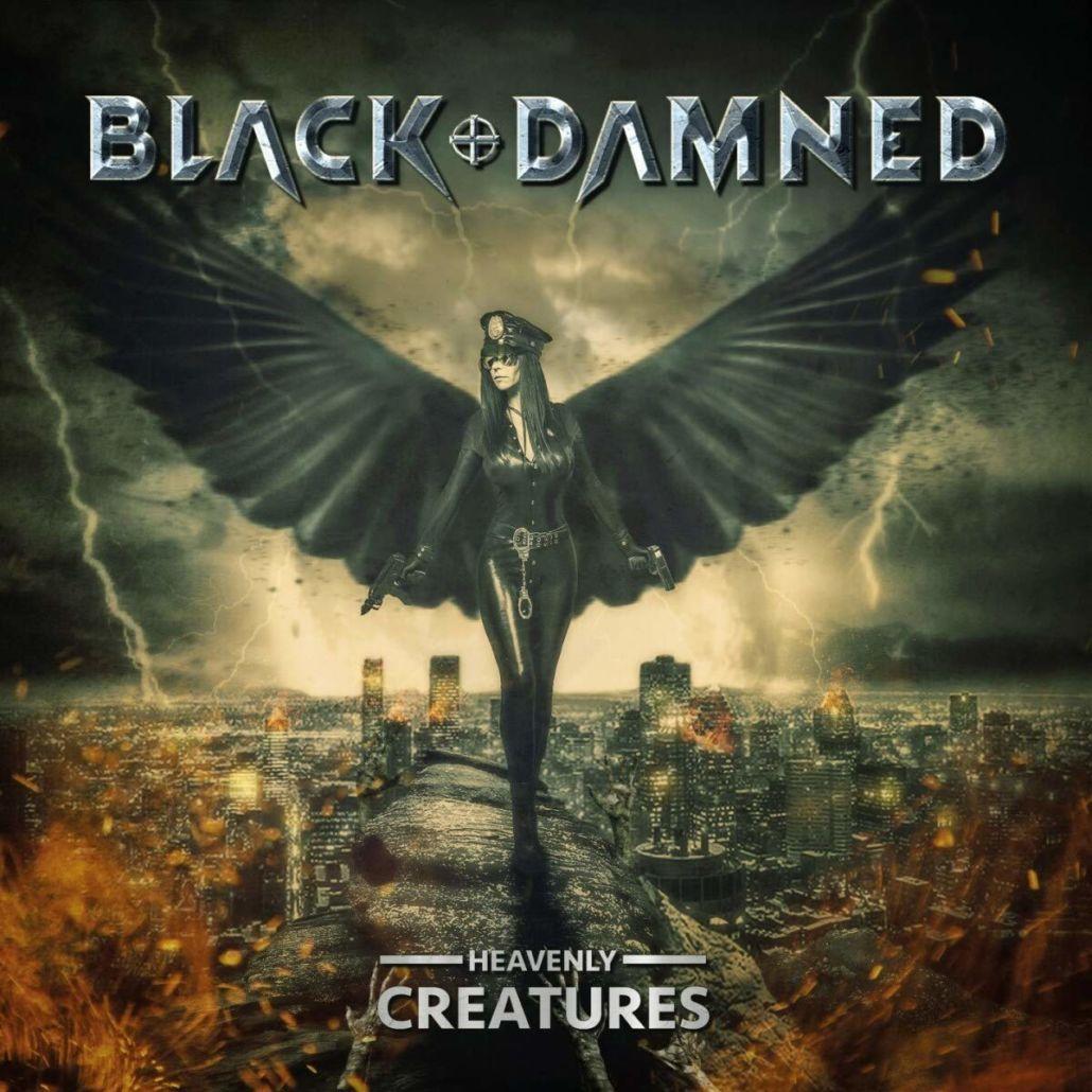 """Black and Damned: """"Heavenly Creatures"""" – Metal mit Power und Leidenschaft"""