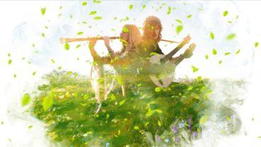 "Blackmore's Night mit ""Four Winds"" aus ihrem neuen Album ""Nature's Light"""