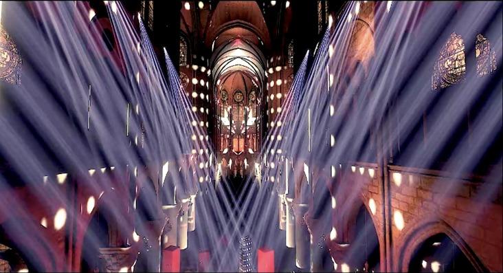 Jean-Michel Jarre: 75 Mio. Menschen haben Liveshow an Bildschirm verfolgt