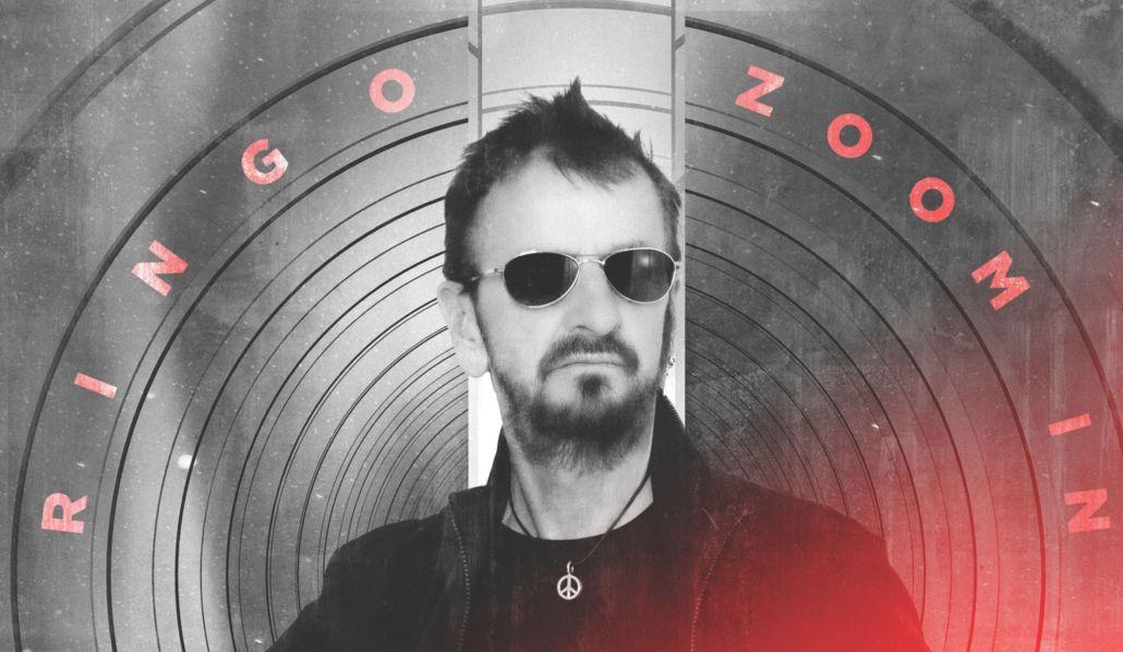 """Ringo Starr: """"Zoom In"""" – ein Minialbum aus dem Heimstudio"""