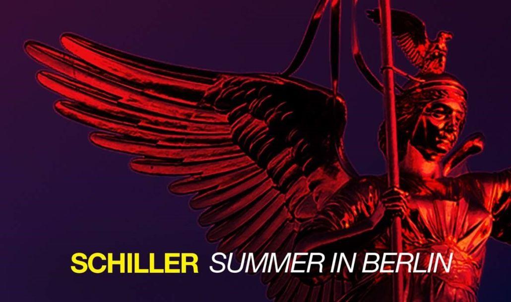 """Schiller veröffentlicht """"Summer in Berlin"""" am 12.02.21"""