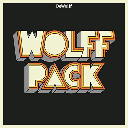 """DeWolff veröffentlichen ihr neues Album """"Wolffpack"""" am 5. Februar"""