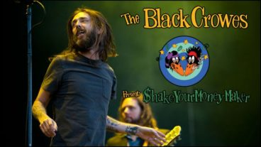 "The Black Crowes – 30th Anniversary Edition von ""Shake Your Money Maker"""