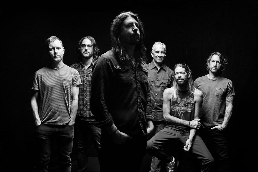 """Foo Fighters live bei Bidens Amtseinführung – Video zu """"Waiting On A War"""""""