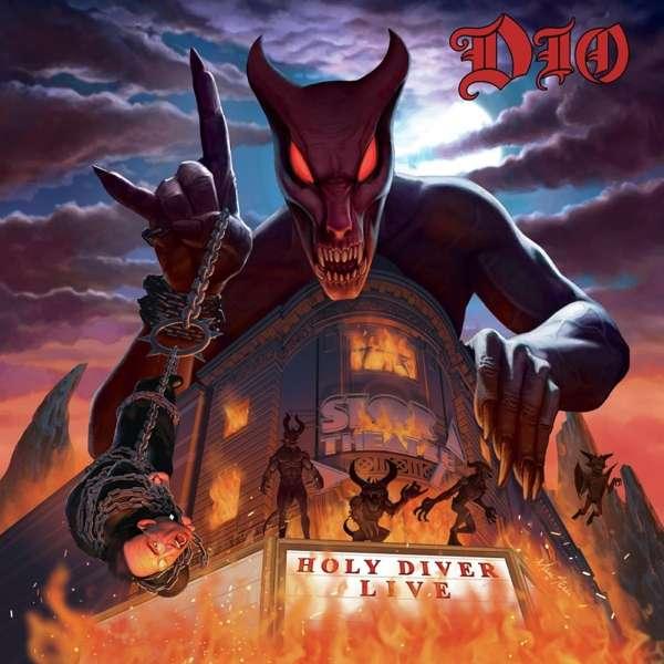 Ronnie James Dio: zwei Livealben neu veröffentlicht
