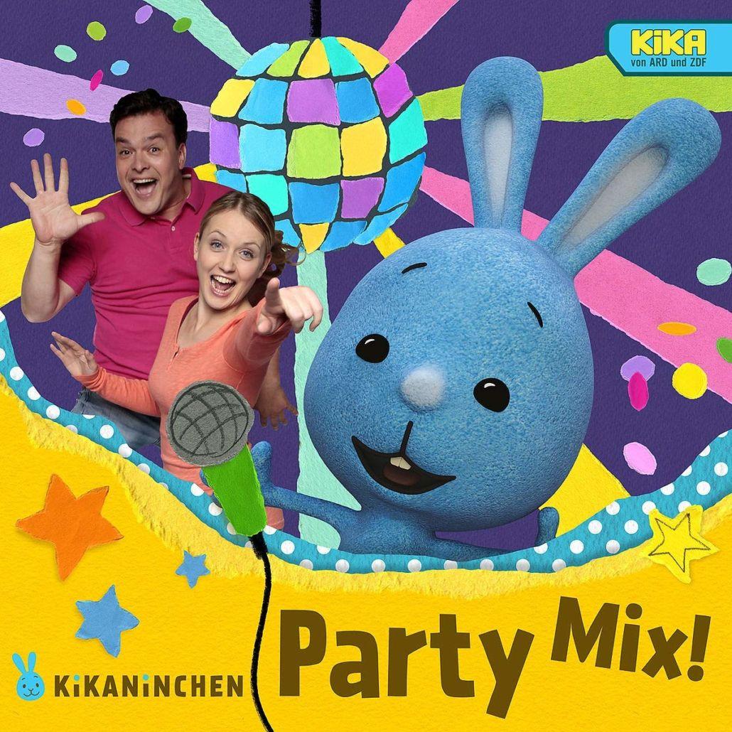 """Kikaninchen bittet zur Party daheim: """"Kikaninchen Party Mix!"""""""