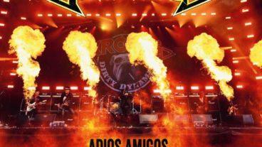 """Krokus: """"Adios Amigos Live @ Wacken"""""""