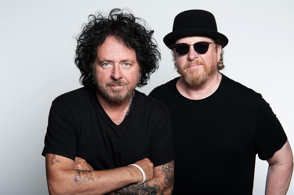 Steve Lukather und Joseph Williams – zwei Toto Mitglieder auf Solopfaden