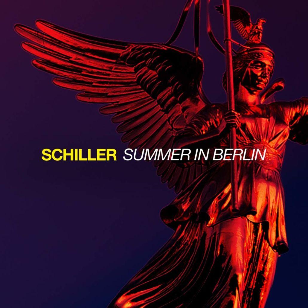 """Schiller feiert den """"Summer in Berlin"""" und setzt sich an die Chartspitze"""