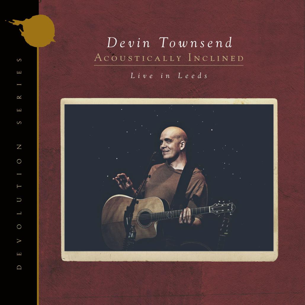 Devin Townsend: Akustik-Live-Mitschnitt für Konzertentwöhnte