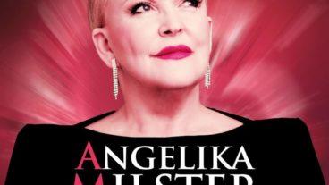 Angelika Milster zwischen Schlager und Musical