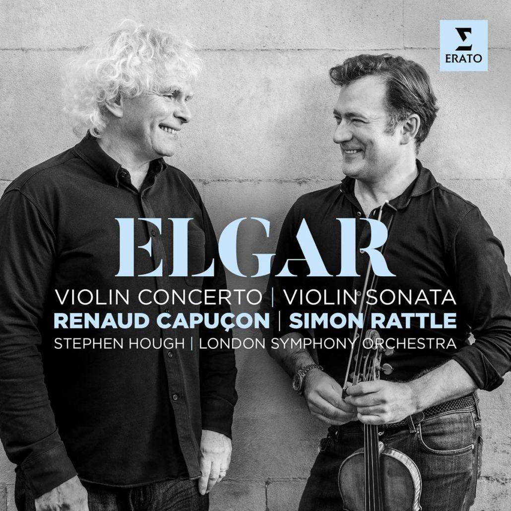 Elgar: Violinkonzert und Violinsonate mit dem London Symphony Orchestra
